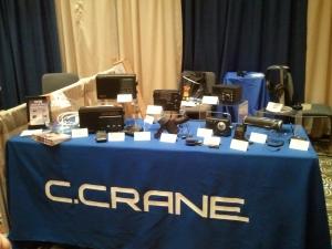 C Crane Booth Atlanta Public Media Conference