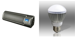Senta Ally Bluetooth™ Speaker & Power Vivid BR20 LED Light Bulb