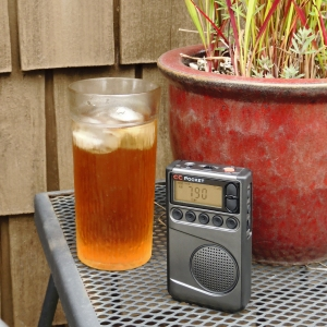 CC Pocket Radio