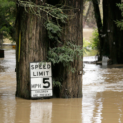 Flooding in California