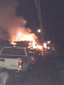 Main Street Fire 6AM