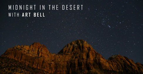 Midnight in the Desert Art Bell