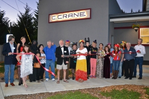 CCrane Ribbon Cutting2