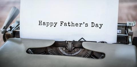 fathersdaytypewriter