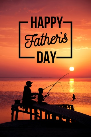 dreamstime_Father's Day Fishing